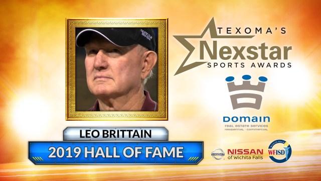 2019 Nexstar Sports Awards Hall of Fame Inductee - Leo Brittain
