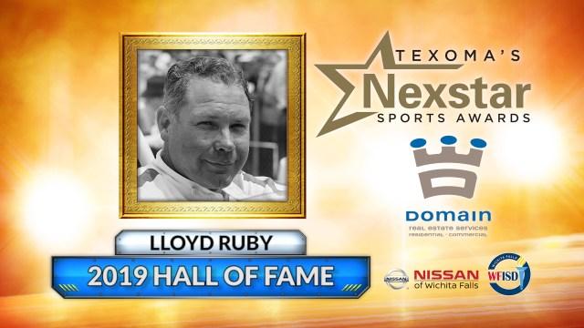 2019 Nexstar Sports Awards Hall of Fame Inductee - Lloyd Ruby