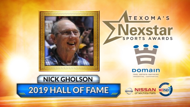 2019 Nexstar Sports Awards Hall of Fame Inductee - Nick Gholson