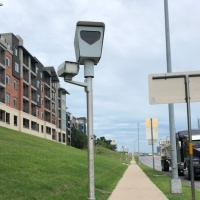 11th and I-35 red light camera