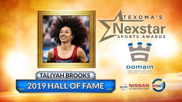 2019 Nexstar Sports Awards Hall of Fame Inductee - Taliyah Brooks