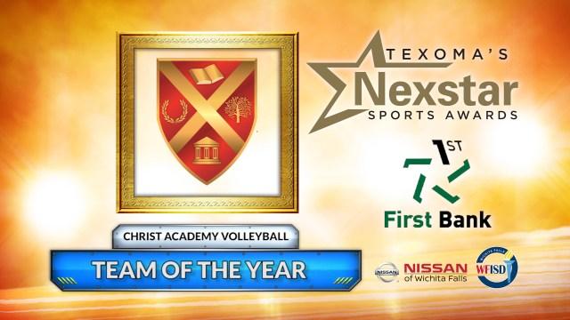 2019 Texoma's Nexstar Sports Awards Team of the Year