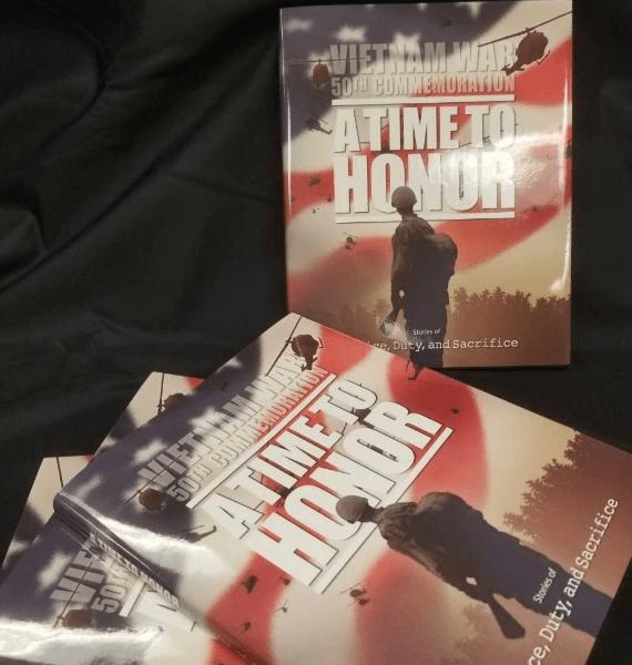 Veteran book