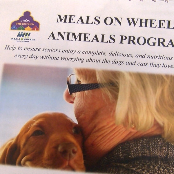 Each day Meals on Wheels delivers about 860 meals to senior, disabled and homebound adults and also kids in Wichita Falls.