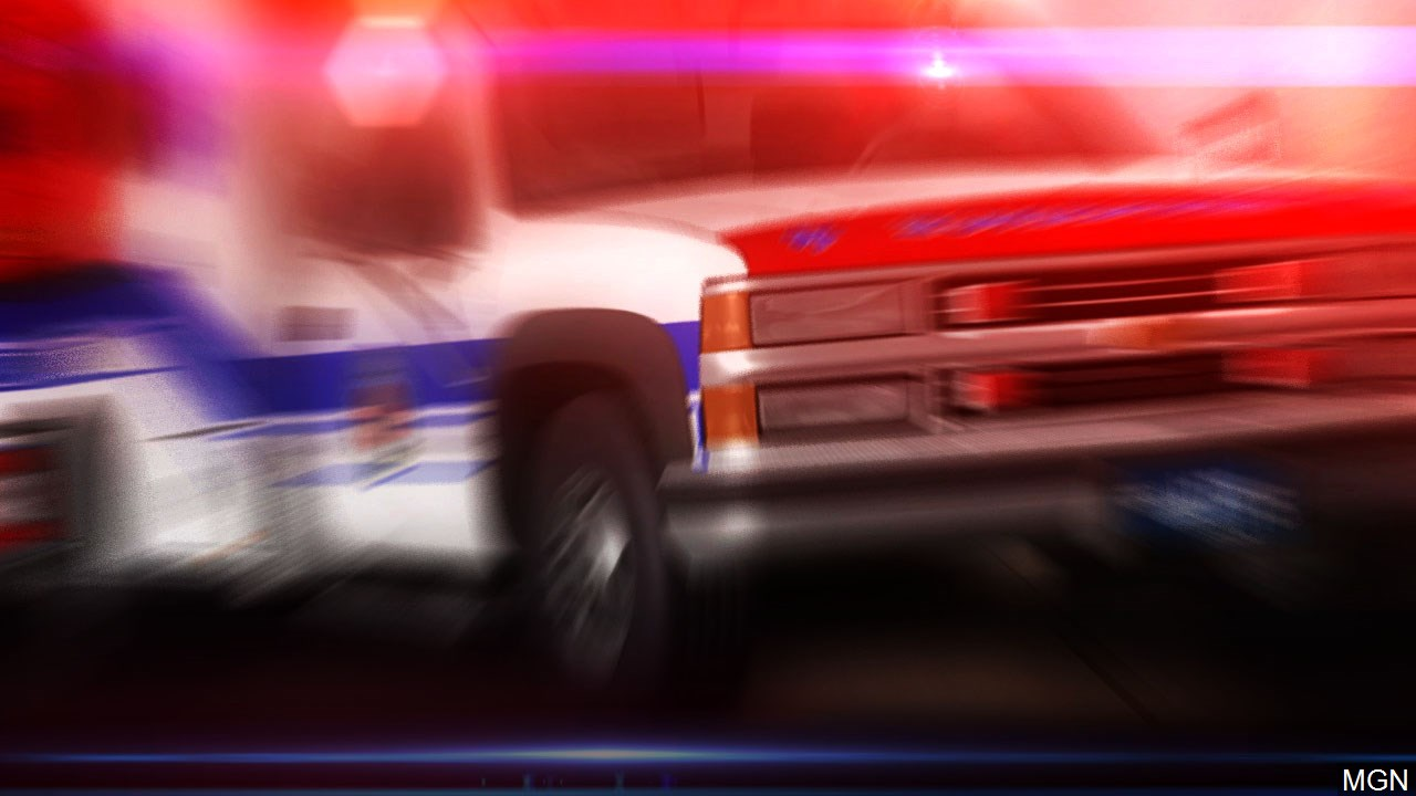Driver injured in motorcycle crash west of Lawton.