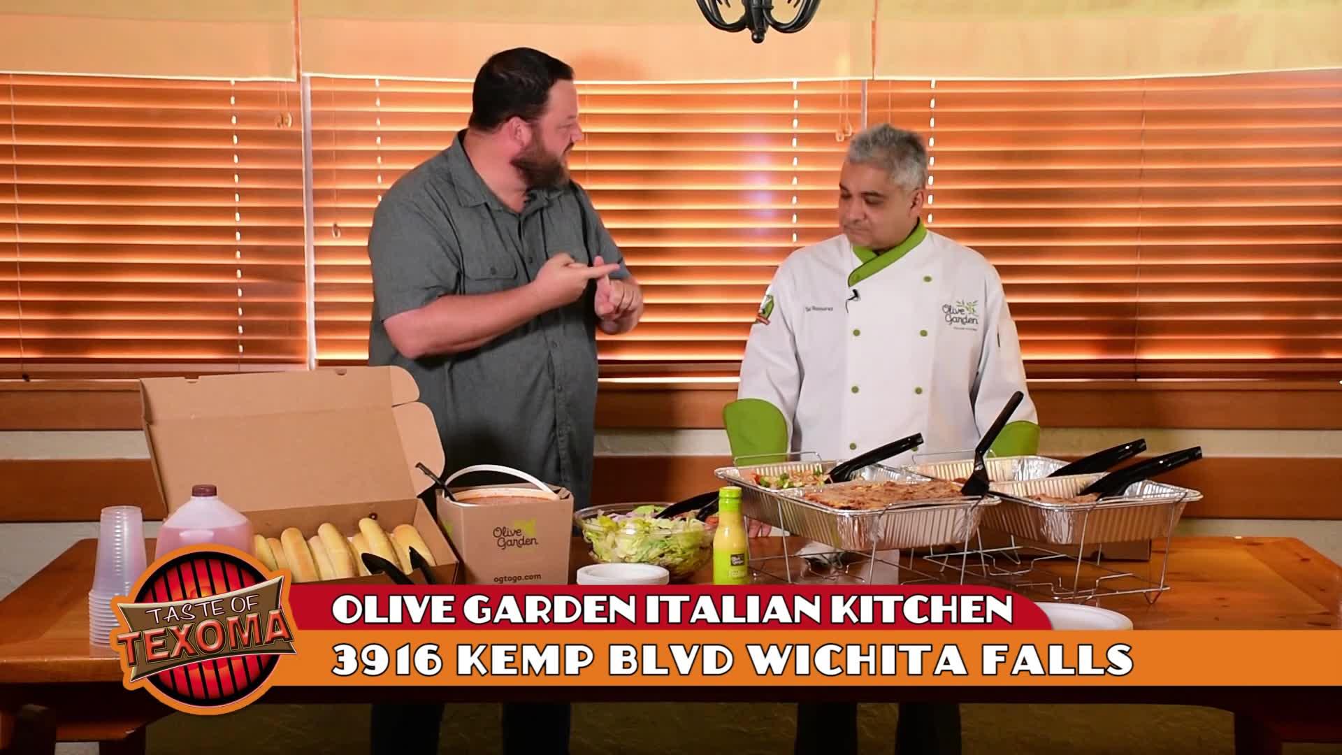 Olive Garden Italian Kitchen Taste Of Texoma 2019