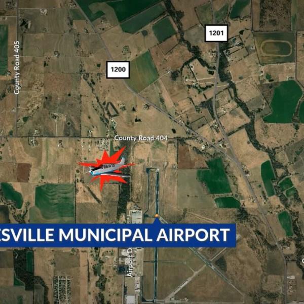 Gainesville plane crash
