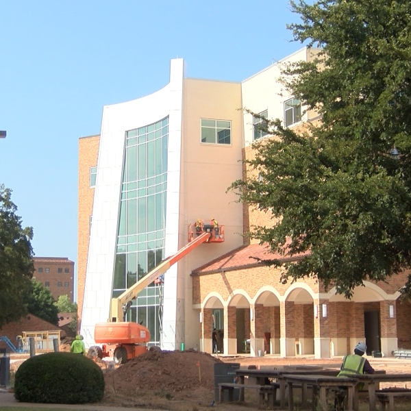 Almost two years and $40 million later, the new Health Science and Human Services building at Midwestern State University is almost ready for students and many of the facility's perks are thanks to an extended partnership with United Regional.