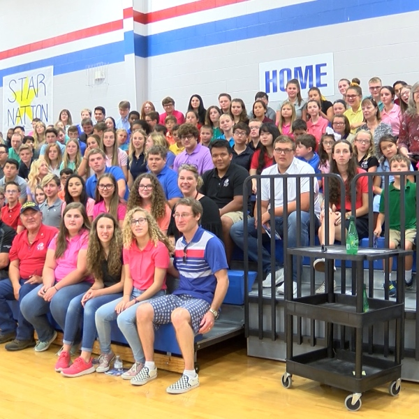 The first bell for the school year rang in many schools across Texoma Thursday