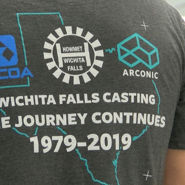 One of the number one local employers in Texoma is commemorating a major milestone on Thursday.