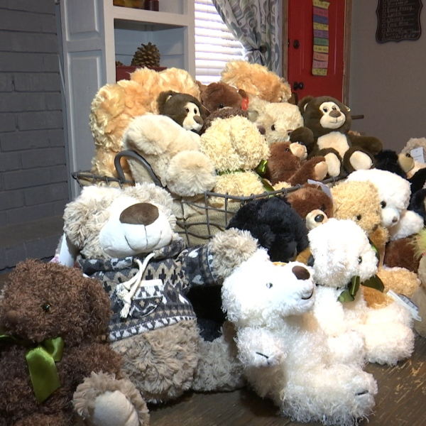 A Wichita Falls family is asking Texomans to help them collect bears for the Prayer Bear Den at Cook's Children's Medical Center.