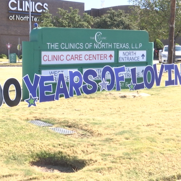 Since 1919, the Clinics of North Texas have been serving thousands of Texomans and in this its 100th year the clinic's family is celebrating growth.