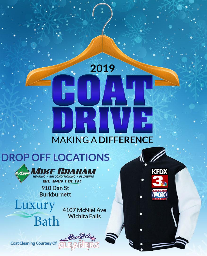 coat drive 2019
