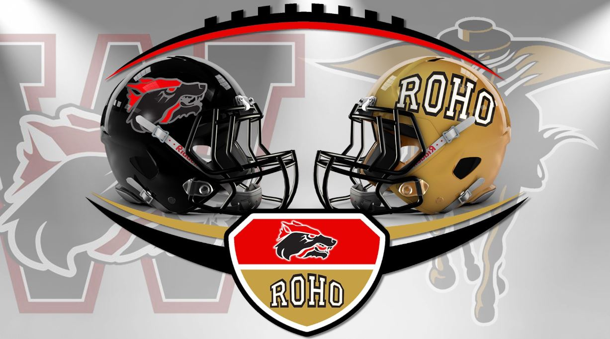 The historic rivalry between Rider High School and Wichita Falls High School just got more intense after the Raiders dominated the Coyotes 56 to 20.