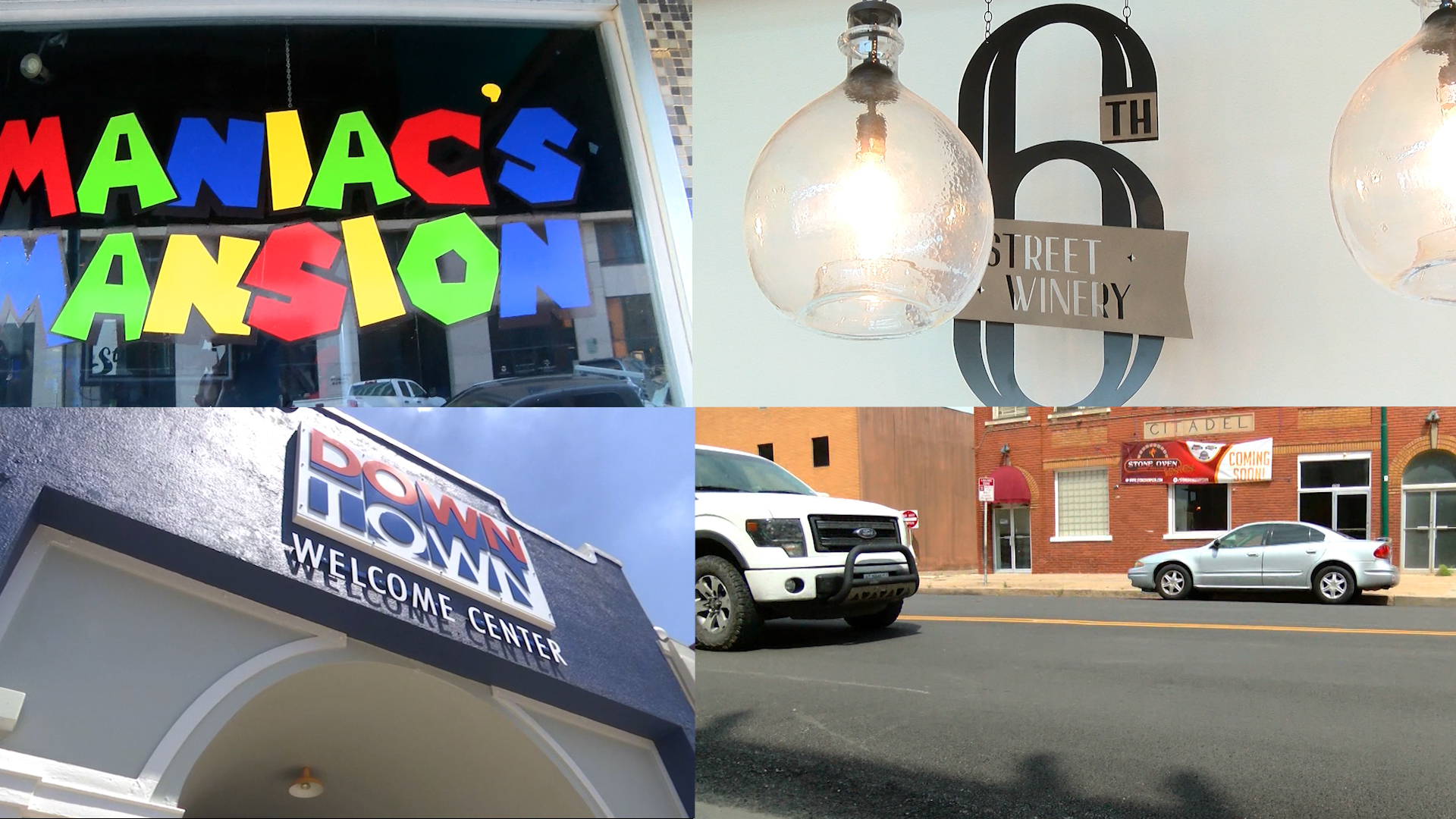 As the year comes to an end we are taking a look at the tremendous growth we've seen in downtown Wichita Falls all of which has been toward a revitalized downtown