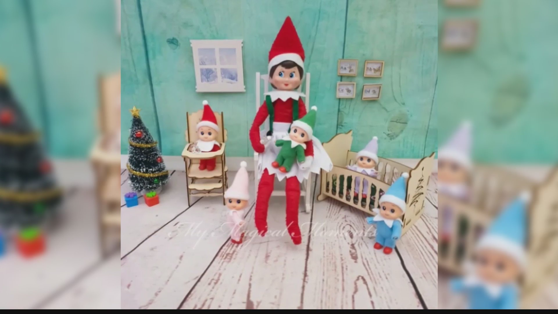 - Elf On The Shelf Can Now Have Little Babies