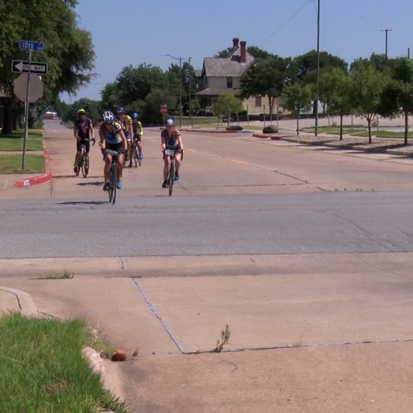 Now that Wichita Falls has been officially named a bronze-level bicycle-friendly community, the cycling community is hoping more can be done to improve the conditions for bicycling.