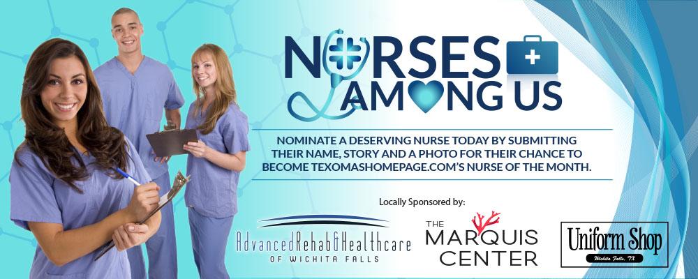 Nurses Among Us