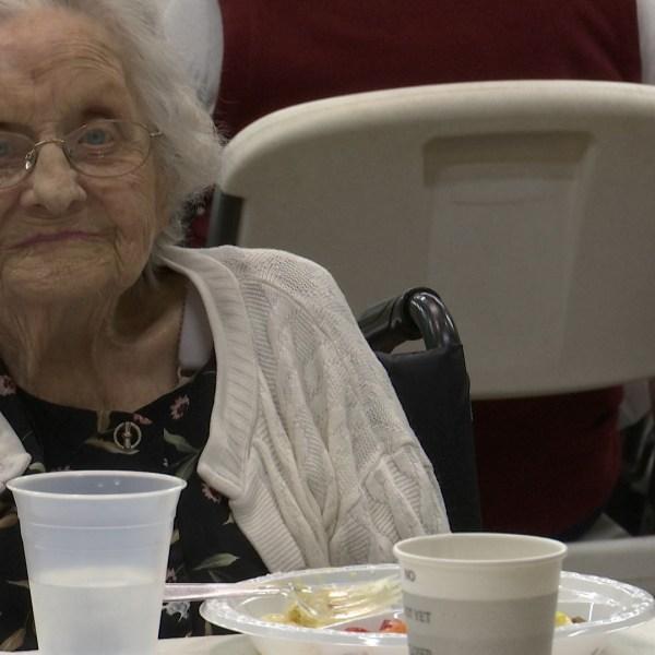 106! That's how many birthdays one Wichita Falls resident is celebrating!