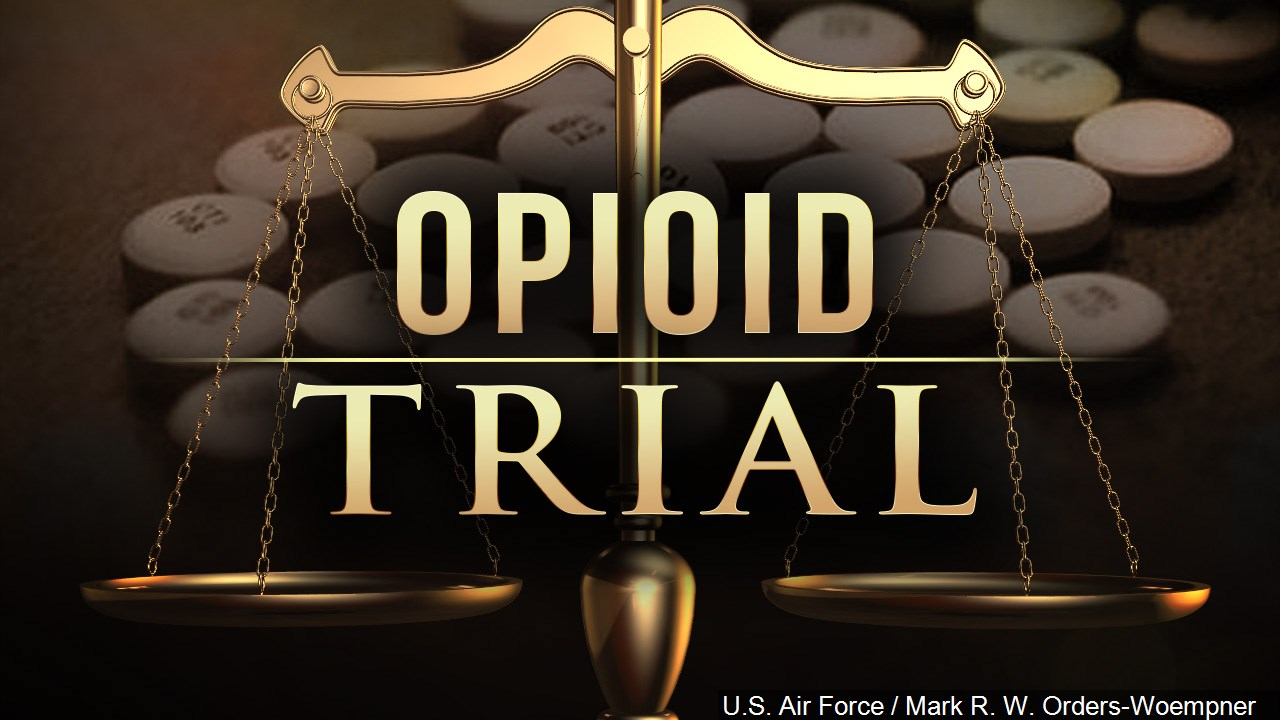 opioid trial