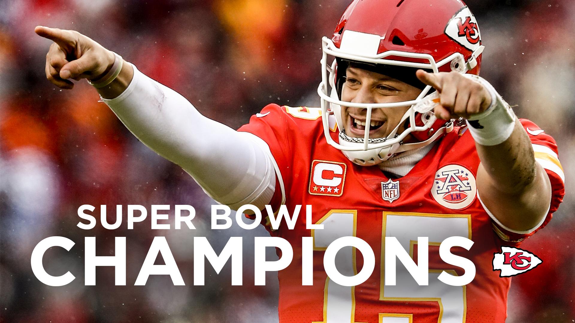 Kansas City Chiefs Win Super Bowl Liv