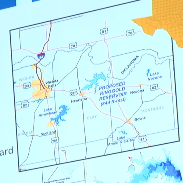 The timeline to make Lake Ringgold a new reservoir for Wichita Falls may have gotten a little longer now that almost 30 documents are submitted requesting a contested case hearing on the city's water rights permit.