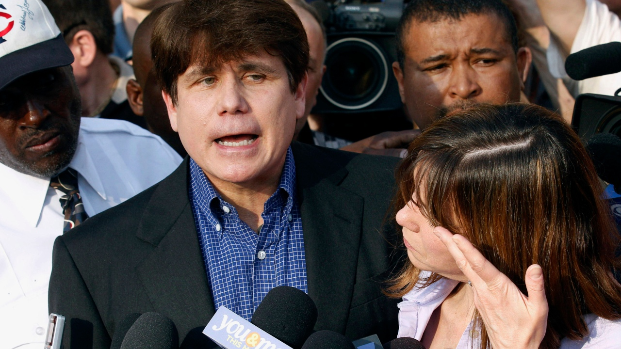 Trump Expected To Commute Former Gov Blagojevich Sentence