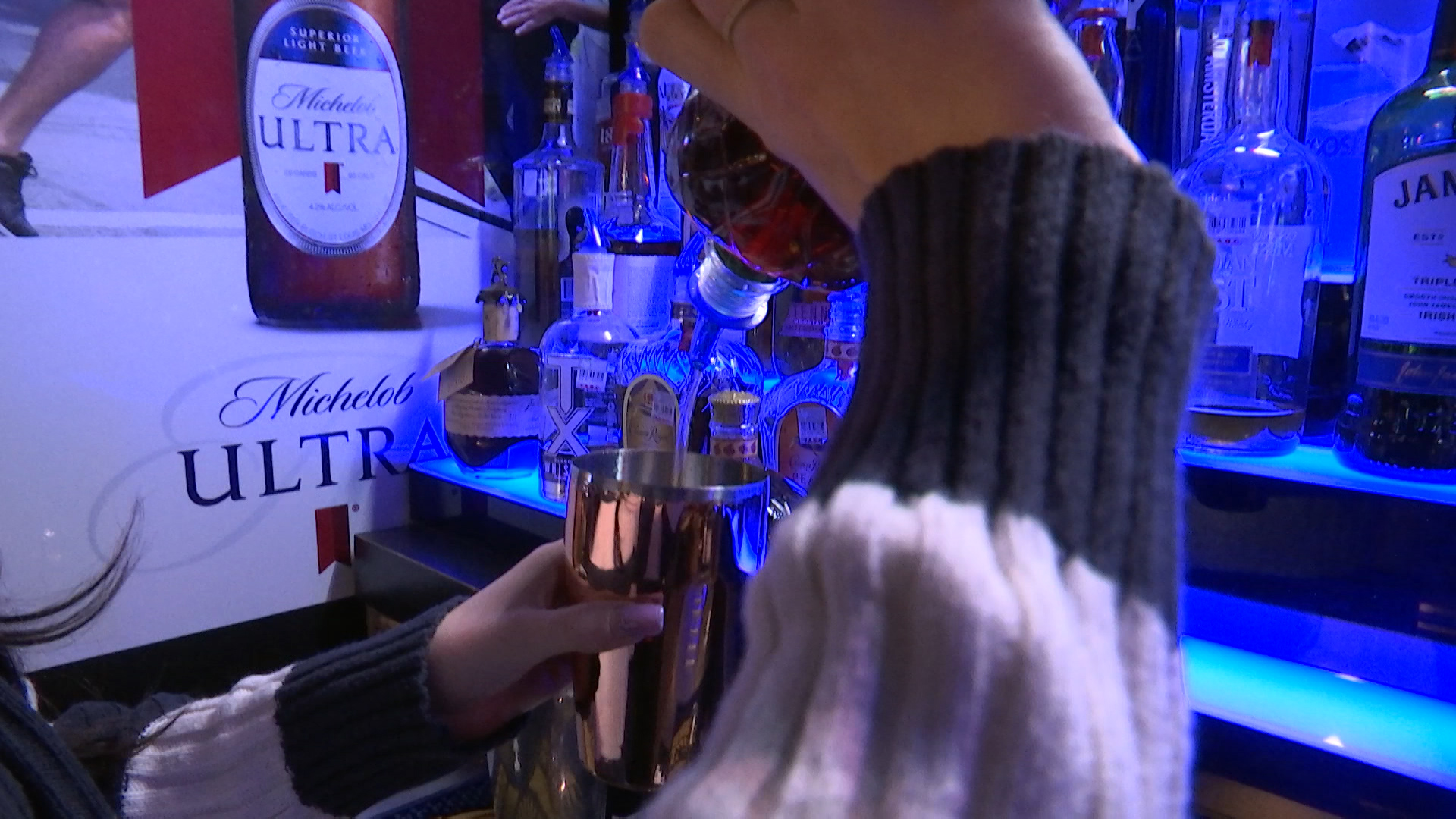 As you can imagine bartenders and servers will definitely be feeling the effects of the governor's statewide restrictions.