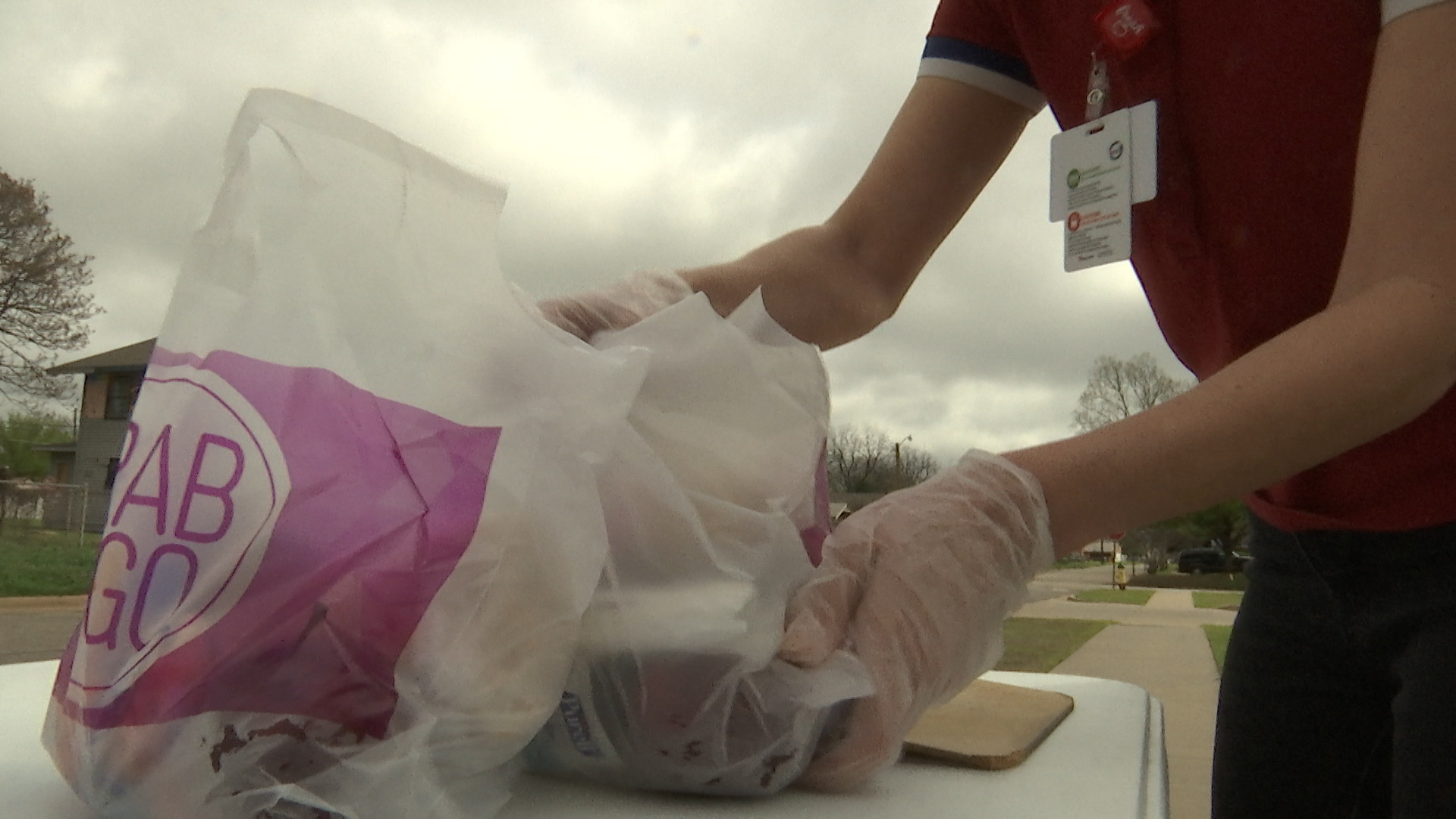 Wichita Falls Independent School District students will still be well-fed in the coming weeks thanks to the meal distribution program that started Monday.