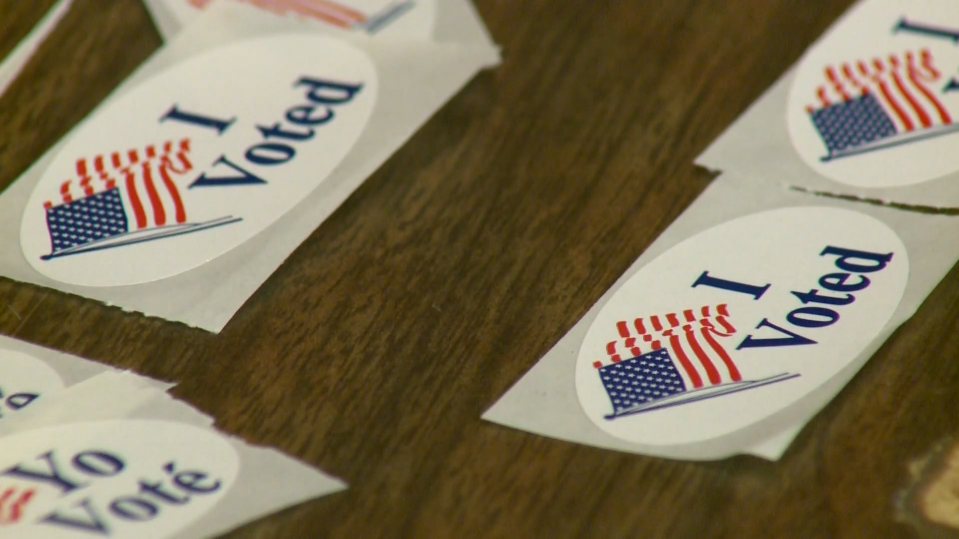 Wichita County Clerk Lori Bohannon said she doesn't believe there is a need to strictly do mail-in ballots.