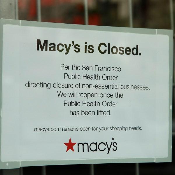 Macys closure