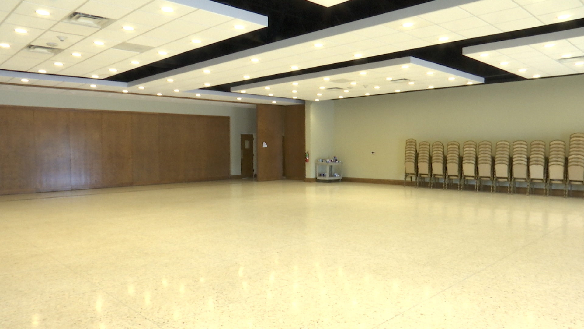 This time of year, The Forum in Wichita Falls is normally buzzing with weddings, proms, baby showers and more, but like everything else, COVID-19 has put a stop to those plans.