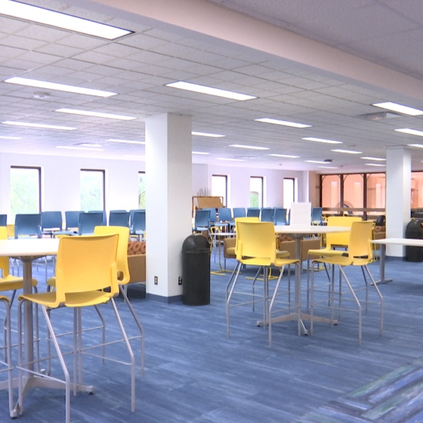 The $7 million facelift for the Moffett Library at MSU is finally complete.