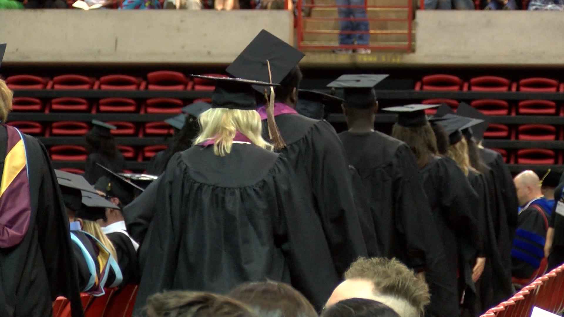 This time of year college grads are preparing to enter the workforce but COVID-19 has complicated that for some.