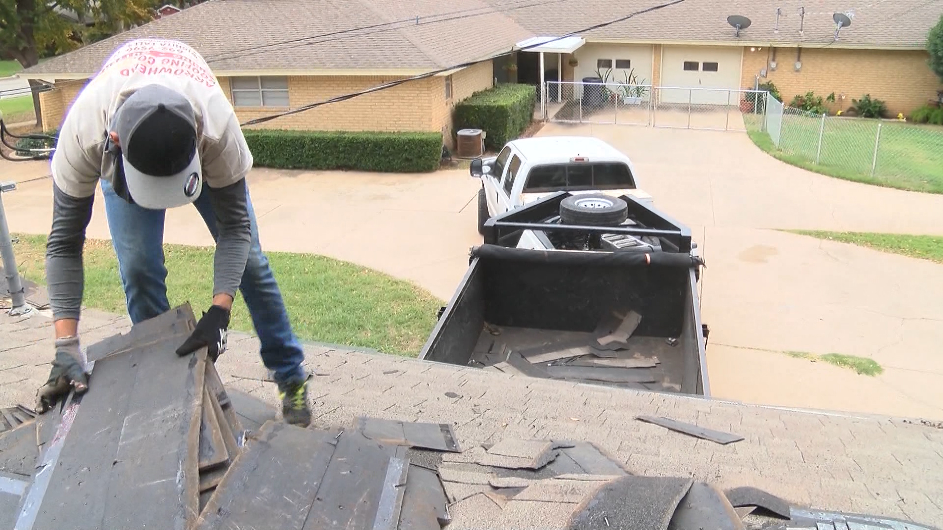 With us being in the middle of severe weather season, local roofers are warning Texomans not to take scamming baits.