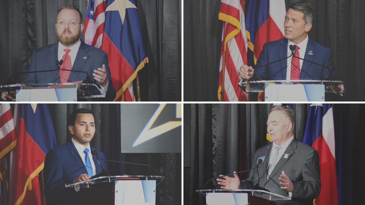 Reaction from across the state is pouring in following Wednesday night's fiery and at times combative debate between the primary candidates running for the 13th Congressional District.