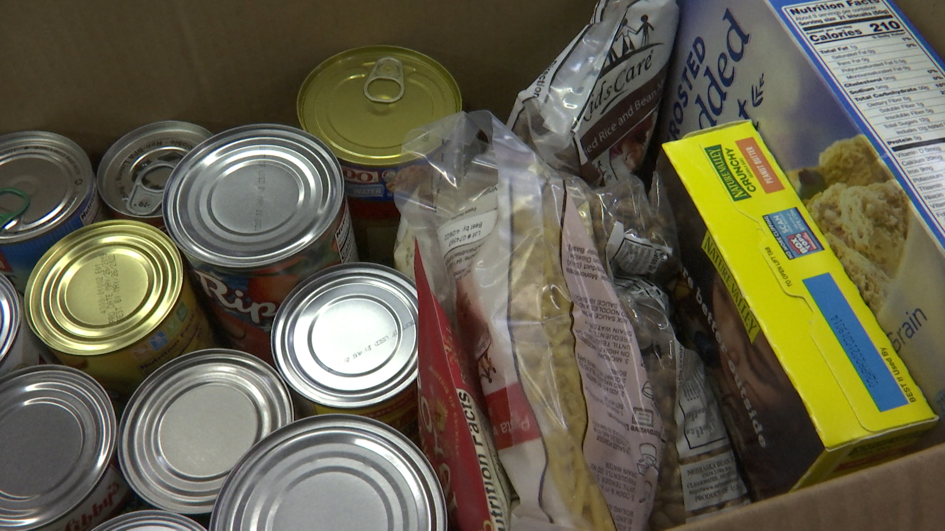 Wichita Falls Area Food Bank officials said since COVID-19 hit they have seen a 30% increase of need in the community.