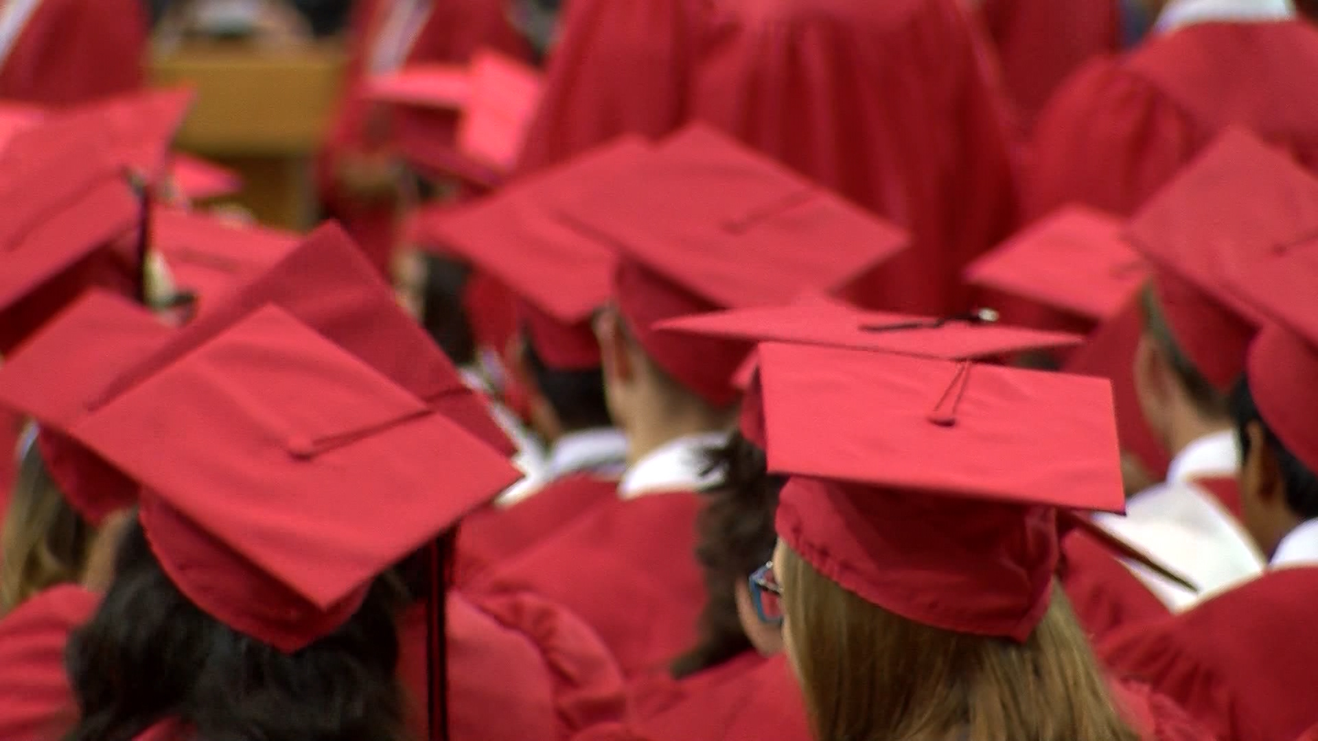 In the midst of the chaos across the nation from protests and the pandemic, many high school grads still have a lot to celebrate including those here at home