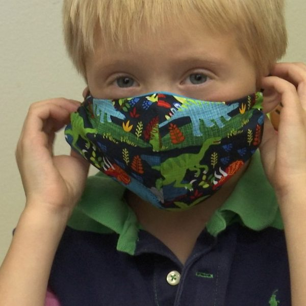 As local school districts prepare for back-to-school some parents may still be wondering if it is safe to send their children amid the pandemic.