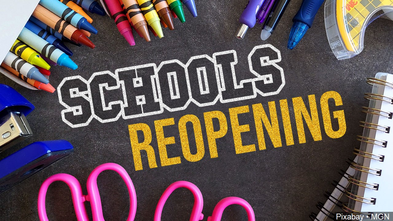 As schools try to come up with a game plan for reopening classrooms the Texas Division of Emergency Management is working with the Texas Education Agency to distribute personal protection equipment to schools across the state.