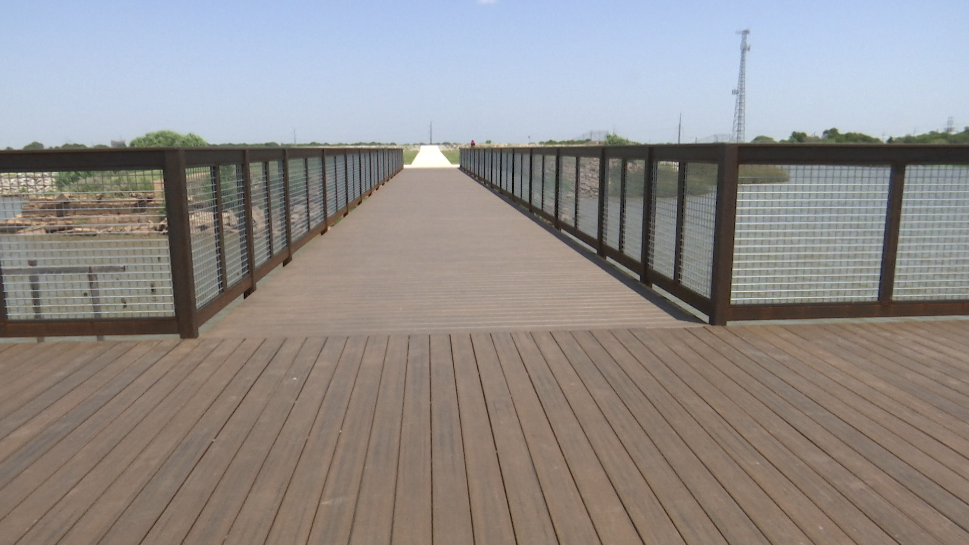 After six years of planning and executing the boardwalk at Lake Wichita is complete and makes its official debut Friday.