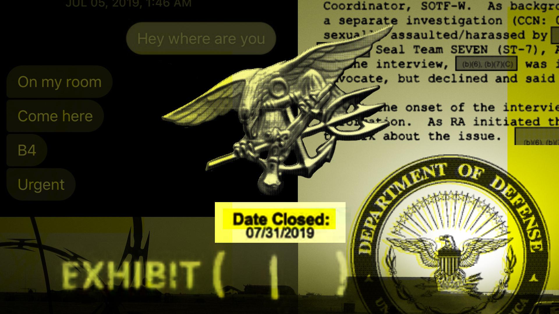 US--Navy SEAL-Sexual Assault