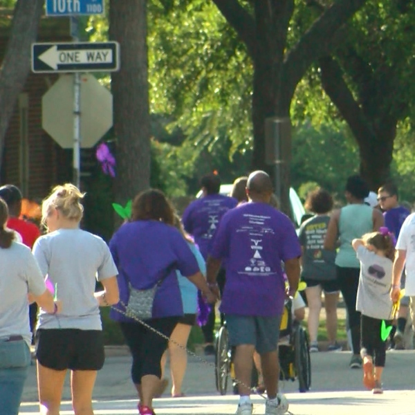 Despite the complications caused by COVID-19, the Alzheimer's Association is moving forward with its usual big event.