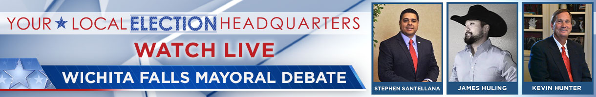 Wichita Falls Mayoral Debate