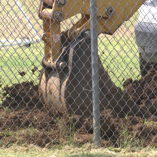 For the second time this year, a WFISD school had to cancel classes due to a water line break.