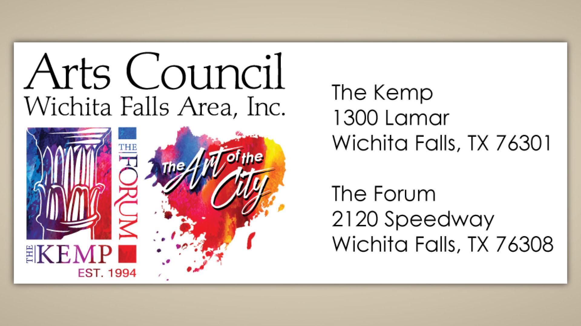 Arts Council WF / Forum / Kemp