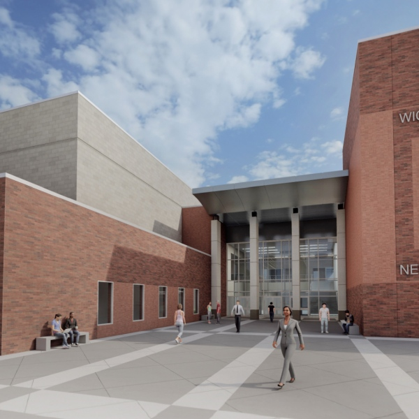 The ball is rolling on planning for the brand new high schools that will soon be coming to Wichita Falls.