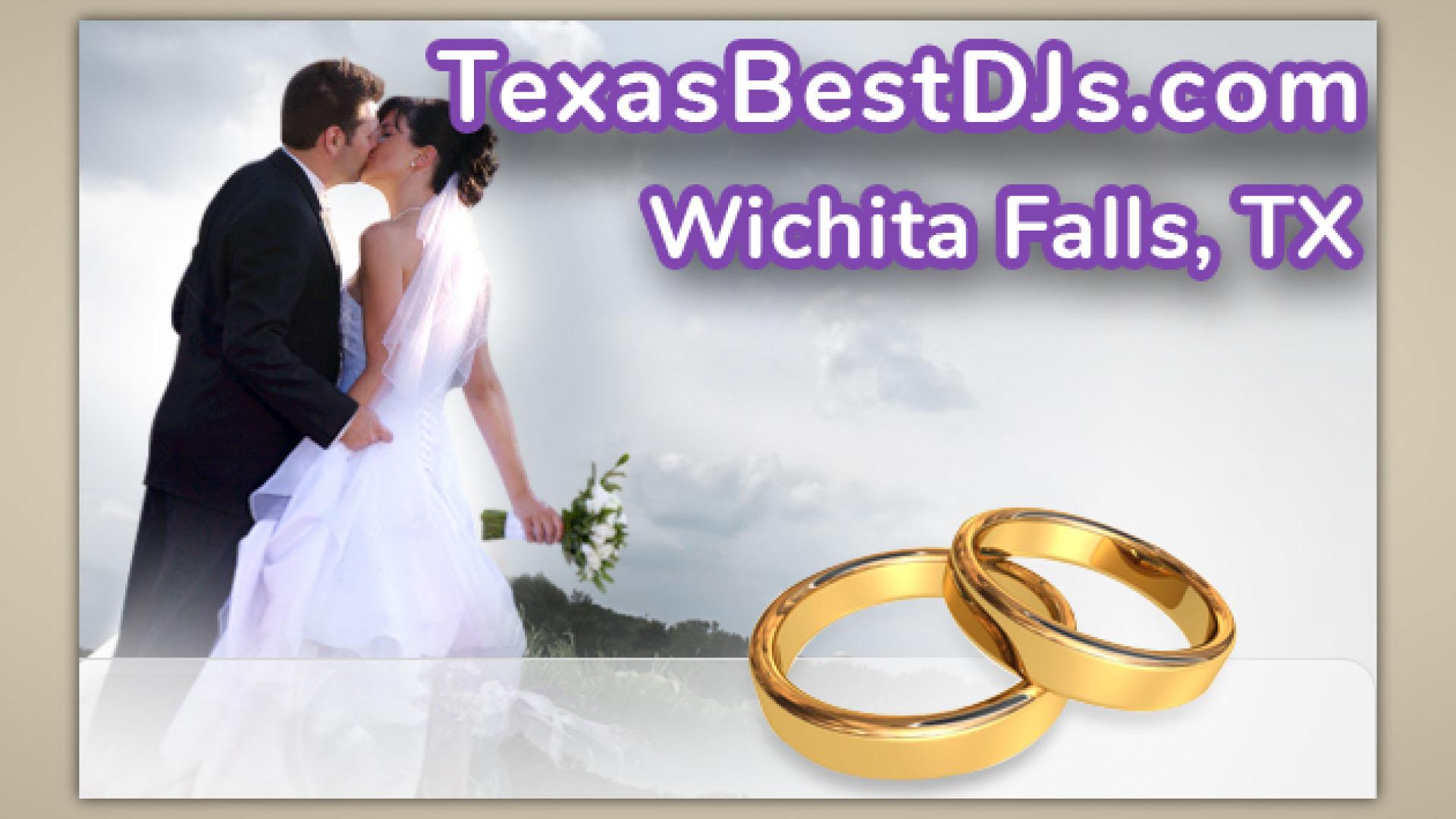Wichita Falls Wedding DJ