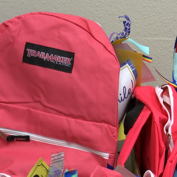 In an effort to provide the resources Child Protective Services needs for each child they help, the Junior League of Wichita Falls' new provisional class, put together 100 backpacks filled with essentials and delivered them to investigators.