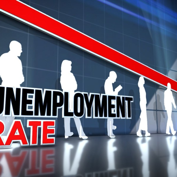 STILL TITLED: Unemployment rate drops